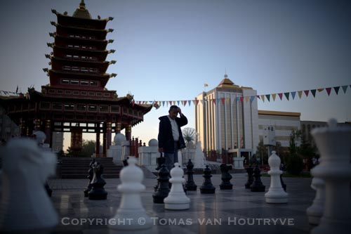 Kalmykia, Chess and Buddha