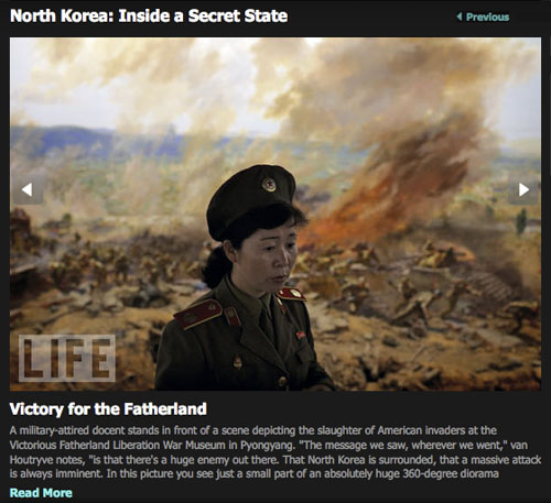North Korea: Inside a Secret State