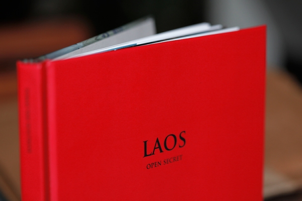 Laos | Open Secret mini-book